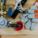 HVAC technician tools and equipments