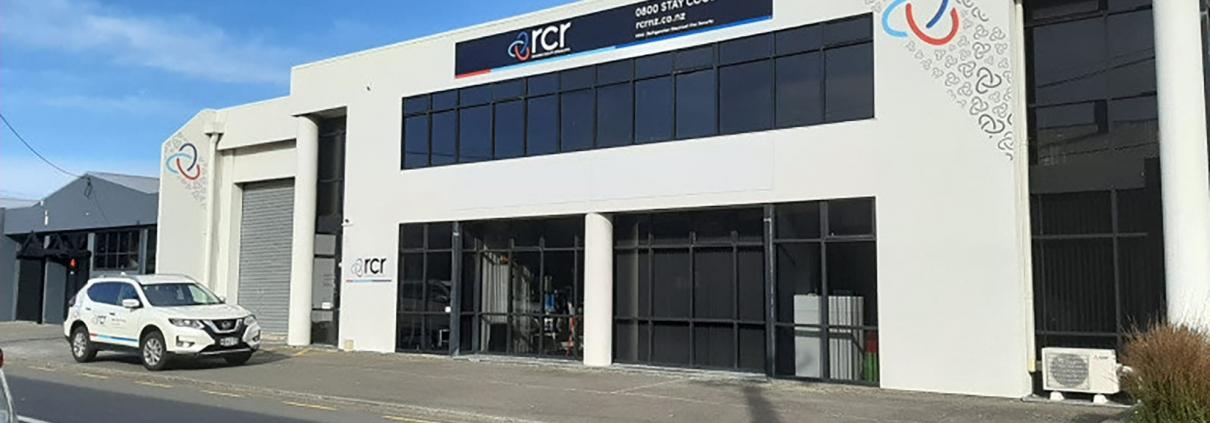 RCR Infrastructure Wellington